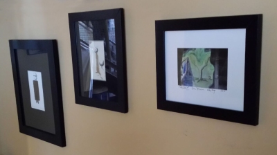 Drawings at Gramercy Bistro
