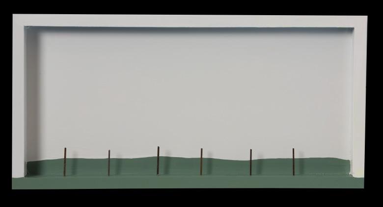 Prairie Fenceline