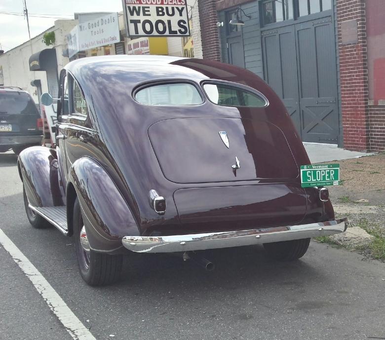 1938 Holdens Chev Sloper