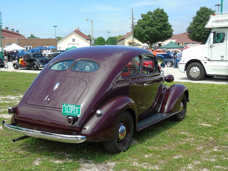 1938 Holdens Chevrolet Standard Coupe
