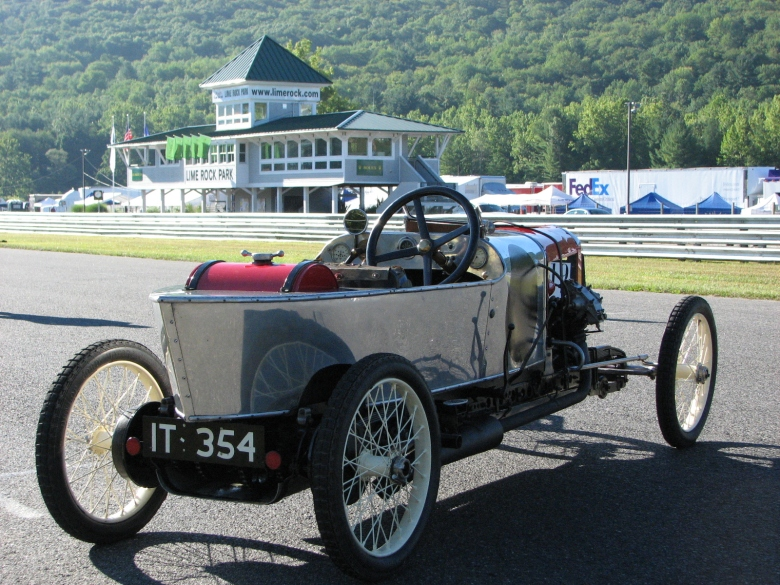 1922 GN at Lime Rock