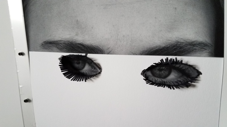Study for Eyelashes